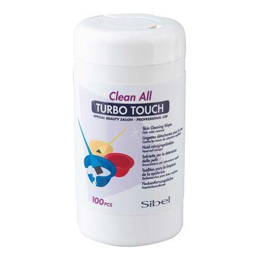 Clean All Turbo Touch Lingettes Détachantes 100 pcs.