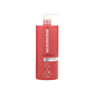 Wunderbar Après-Shampooing Color Protection Silver 1l