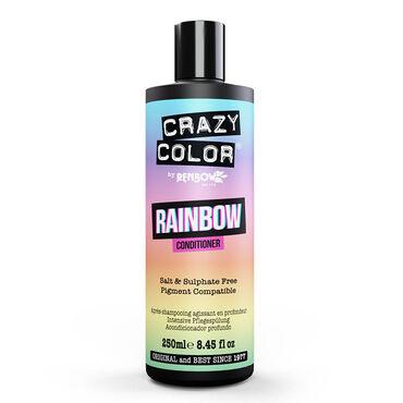 Crazy Color Après-shampooing agissant en profondeur 250ml