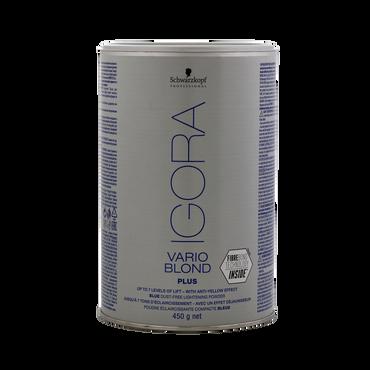 Poudre décolorante Bleue Vario Blond Plus 450g