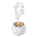 Diffuseur d'huiles essentielles à Ultrasons ELLIA Gather Blanc