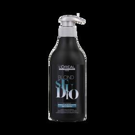 Shampooing Anti-résidus Blond Studio 500ml