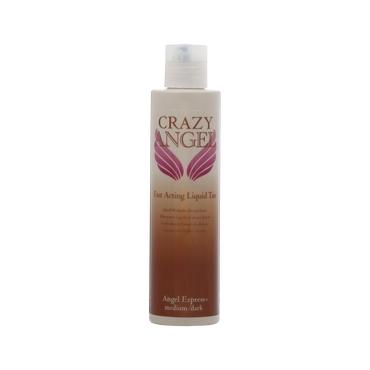 Crazy Angel Express Fast Acting Liquid Tan