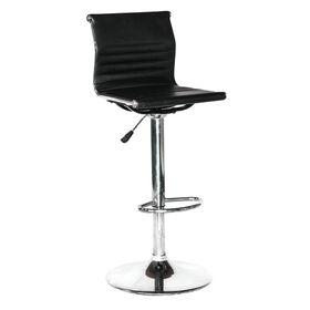 SALON SERVICES Chair Make-Up High Stem Ciara Black