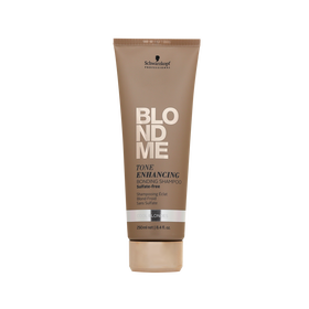 Shampoing Eclat Blond Froid Blond Me