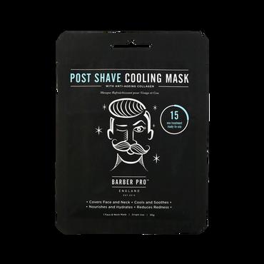 Masque Rafraichissant Visage et Cou Après Rasage