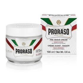Proraso Crème Avant Rasage White