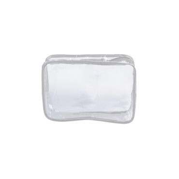 SIBEL Bag Transparent Rectangular White/600027401