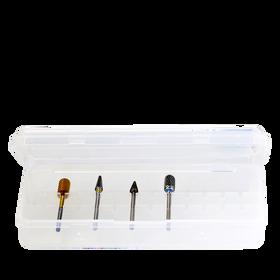 Kit Basic Embouts Modelage des Ongles Artificiels