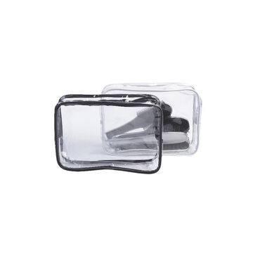 Sibel Bag Transparent Rectangular White/600027401