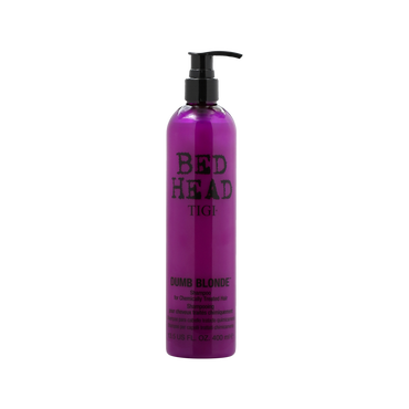 TIGI Shampoing Bed Head Dumb Blonde 400ml