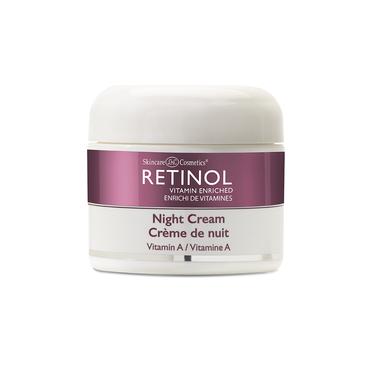 Retinol Crème de nuit