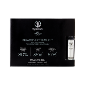 Paul Mitchell AWG Traitement Keratriplex 10x10ml