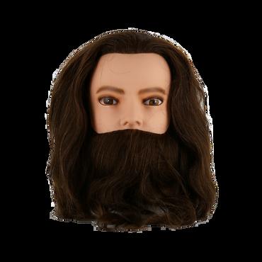 Sibel Tête d'Apprentissage Karl With Beard 30-35 cm