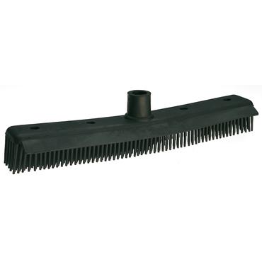 Sweepa Balais en Caoutchouc Noir