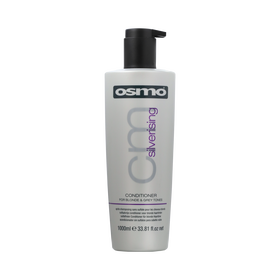 Osmo Après-shampooing Silver Cheveux Blonds 1l