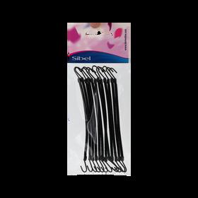 Sibel Élastiques avec Crochets 12pcs