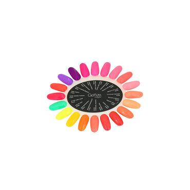 China Glaze Gelaze Color Wheel