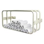 SALON SERVICES Support Serviette Blanc