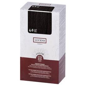 Lucens Kit Cheveux Coloration Permanente