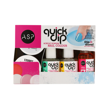 Starter Kit Acryl Colour Application facile