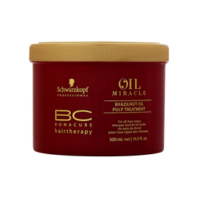 Masque Bonacure Oil Miracle Brazilnut