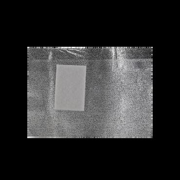 Feuilles d'Aluminium avec Éponge Synthétique 50pcs