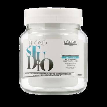 Pâte Décolorante Blond Studio Sans Amoniqaue 500g