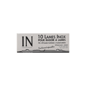 Sibel Lames IN Rasoir à Lame Double 10 pcs