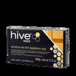 Tablette de film cire chaude dépilatoire Peaux sensibles 500g