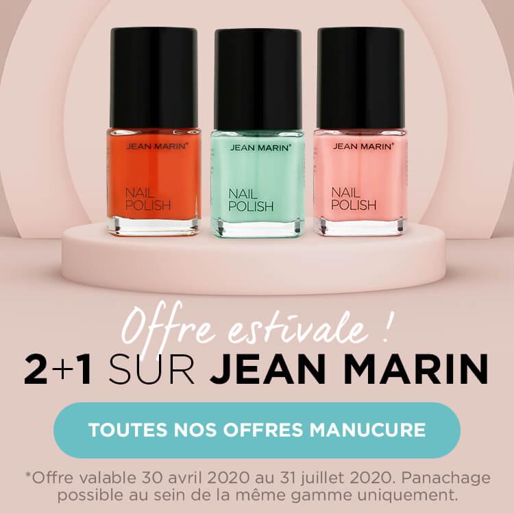 Offre estivale ! 2+1 on Jean Marin