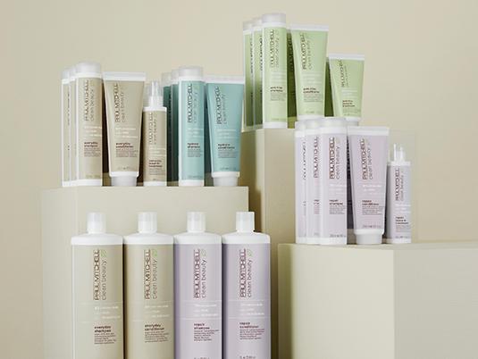 Découvrez Paul Mitchell® Clean Beauty associant des formules écologiques, des plantes bio et des emballages bioplastiques innovants. Profitez de solutions naturelles bonnes pour vos cheveux mais aussi pour la planète.