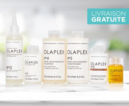 Olaplex 0 est arrivé ! Agissez en profondeur avec le seul système pour salon qui répare les liaisons capillaires. Découvrez OLAPLEX, la molécule qui a révolutionne le soin pour les cheveux.